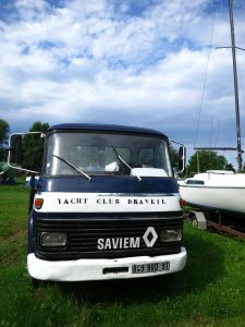 Camion du Yacht Club de Draveil