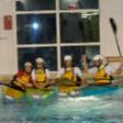 kayak piscine